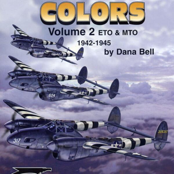 sq6151 Airforce Colors Vol.2 ETO & MTO 1942-45