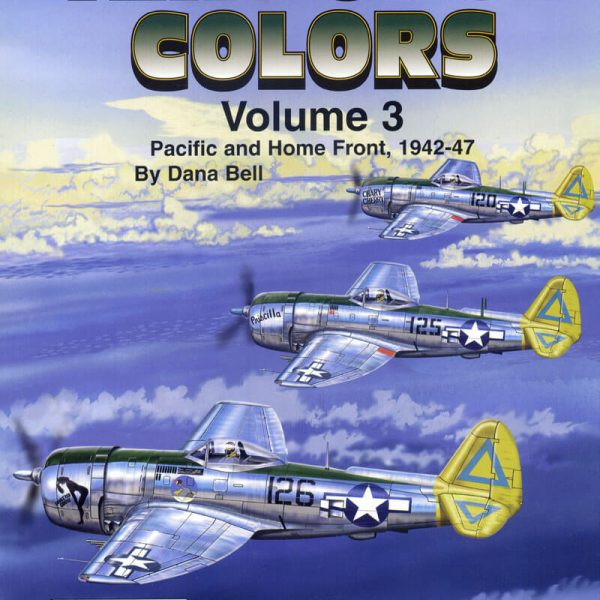 sq6152afc3 Airforce Colors Vol.3 Pacific & Home front 1942-47