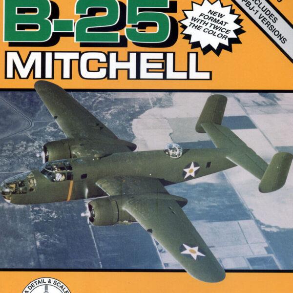 sq8260 B-25 Mitchell