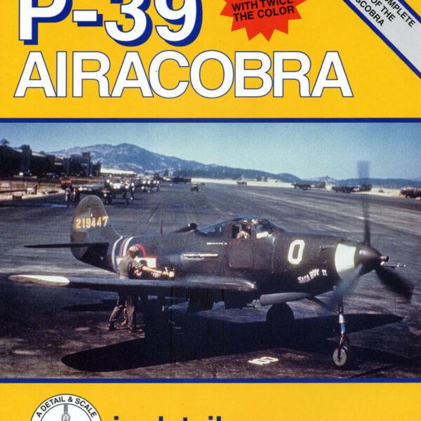 sq8263 P-39 Airacobra