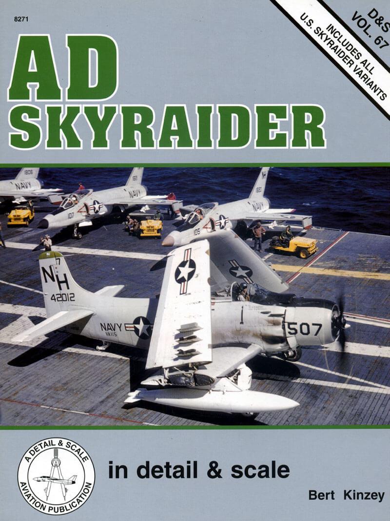 sq8271 AD Skyraider