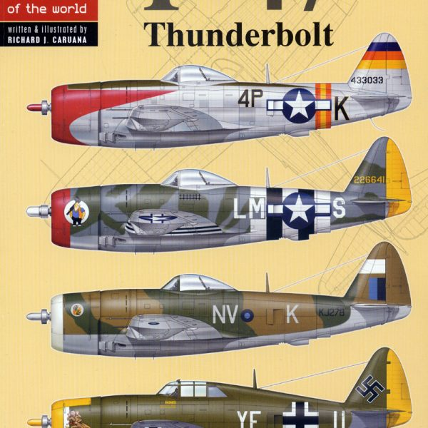 sqp06001 P-47 Thunderbolt