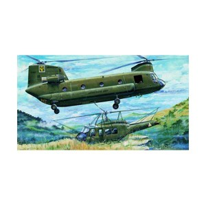trumpeter 05105 CH-47A Chinook