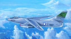 trumpeter 02868 A3D-2 Skywarrior Strategic Bomber 1/48 Kit en plástico para montar y pintar. Incluye piezas en fotograbado.
