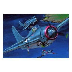 trumpeter 02225 Grumman F4F-3 Wildcat late