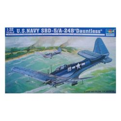 trumpeter 02243 US Navy SBD-5/A-24B Dauntless