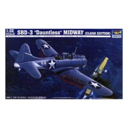 trumpeter 02244 SBD-3 Dauntless Midway