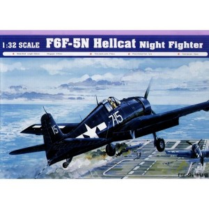 trumpeter 02259 F6F-5N Hellcat Night Fighter