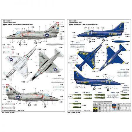 trumpeter 02267 A-4F Sky Hawk