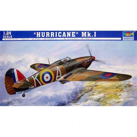 trumpeter 02414 Hurricane Mk I