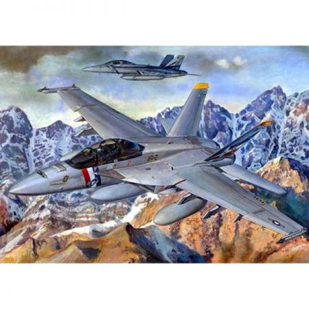 trumpeter 03205 F/A-18F Super Hornet