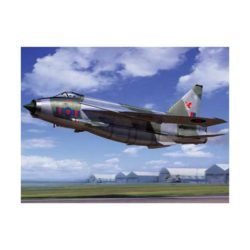 trumpeter 2281 English Electric Lightning F.2A/F.6