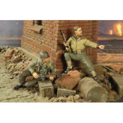 verlinden productions 2665 US Recon WWII Kit en resina para montar y pintar.