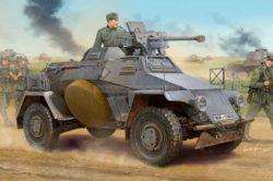 Le.Pz.Sp.Wg Sd.Kfz.221 Leichter Panzerspahwagen Early