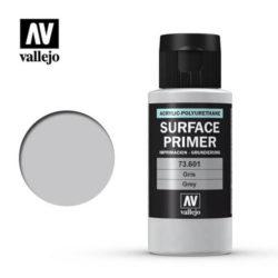 acrylicos vallejo Imprimación a base agua y poliuretano.Tiene un acabado mate autonivelante de extraordinaria dureza y resistencia.