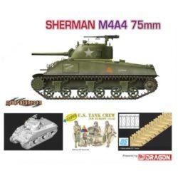 dragon 9102 Sherman M4A4 75mm