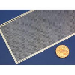eduard 00110 Mesh - Malla 6x6 hexagonal Malla en metal fotograbado.