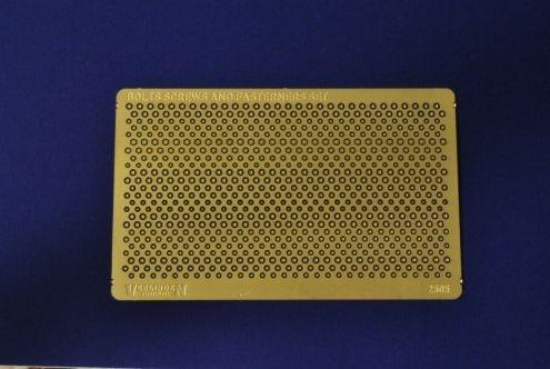 Bolts, screws & fasteners 1/35 Tuercas y arandelas en metal fotograbado.