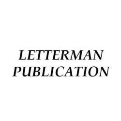 Letterman Publications