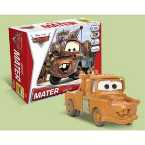 zvezda Disney Cars Mater Kit de fácil montaje por presión. No necesita pegamento. Incluye pegatinas. Recomendado a partir de 7 años.