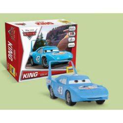 zvezda Disney Cars El Rey Kit de fácil montaje por presión. No necesita pegamento. Incluye pegatinas. Recomendado a partir de 7 años.