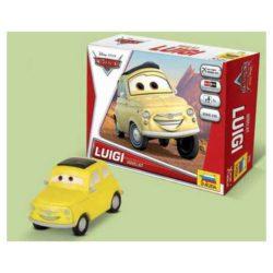 zvezda Disney Cars Luigi Kit de fácil montaje por presión. No necesita pegamento. Incluye pegatinas. Recomendado a partir de 7 años.