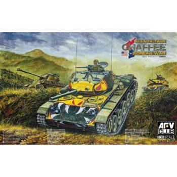 M24 Chaffee, Korean War