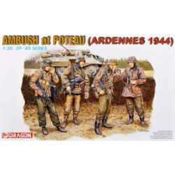 Ambush at Poteau (Ardenes 1944)
