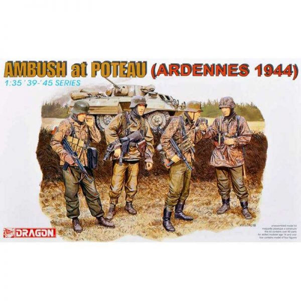 Ambush at Poteau (Ardenes 1944)