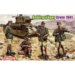 Gebirgsjäger, Crete 1941