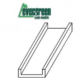 Evergreen Perfil en U