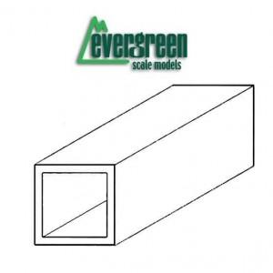 Evergreen Tubo Cuadrado