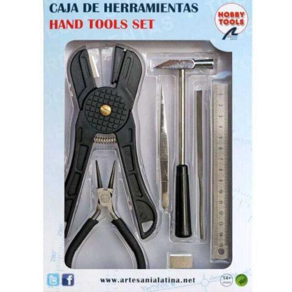 JUEGO DE HERRAMIENTAS PROFESIONAL Nº 1
