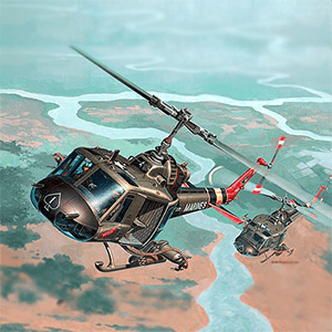 KIT 1/35 1/32 HELICOPTEROS