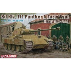 Sd.Kfz.171 Panther Ausf.A Early Type. (Italy 1943/44)
