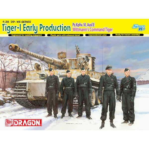 Wittmann´s Command Tiger I