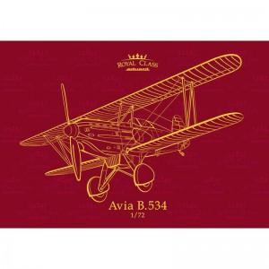 Avia B.534 Quattro Combo