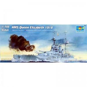 HMS Queen Elizabeth 1918 1/700