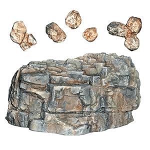 Molde de Rocas