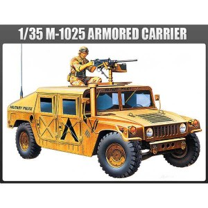 M1025 Armored Carrier academy 13241