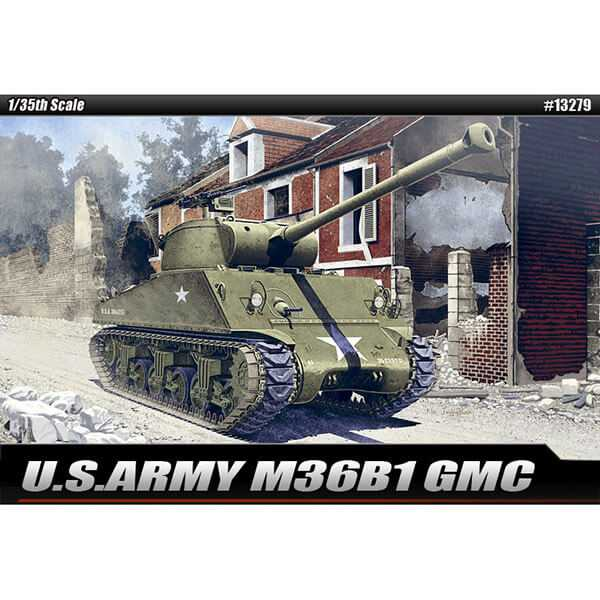 M36B1 GMC U.S. ARMY academy 13279