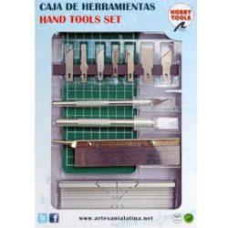 artesania latina 27002N caja de herramientas profesional nº2