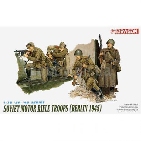 dragon 6019 Soviet Motor Rifle Troops Berlin 1945