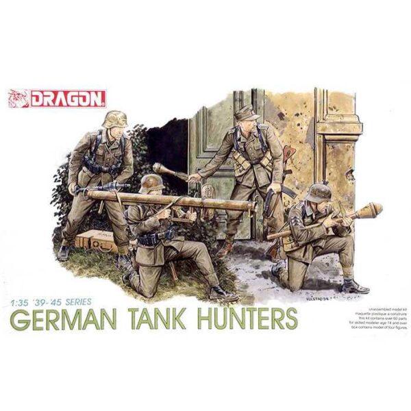 dragon 6034 German Tank Hunters