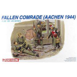 dragon 6119 Fallen Comrade Aachen 1944