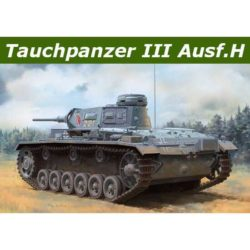 dragon 6775 Tauchpanzer III Ausf H