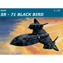 italeri 0145 Lockheed SR-71 Blackbird