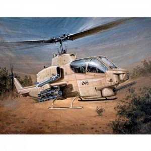italeri 0833 AH-1W Super Cobra