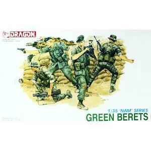 dragon 3309 Green Beretes