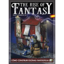 fantasy 01The Raise of Fantasy de JJ Barrena